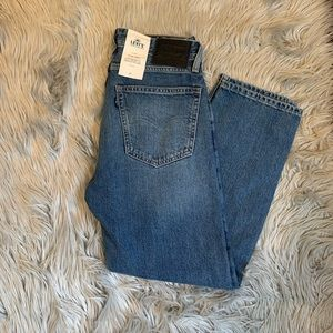 Levi's Made & Crafted Slim Crop Jeans